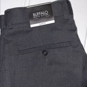 🆕Buffalo David Bitton Slim Fit Dress Pants
